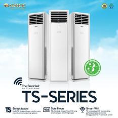 AC GREE TS-SERIES FLOOR STANDING GVC 18BTS R32 2PK
