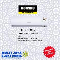 AC Honshu 1/2 pk Low Watt Series HSD-6006