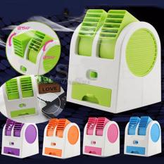 Katalog Ac Mini Portable Fan Double Blower Terbaru