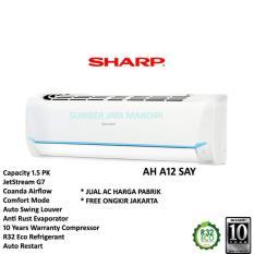 AC Sharp Split AH-A12 SAY 1.5PK - Putih