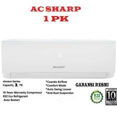 AC Sharp Split AH-A9UCY 1PK - Putih GARANSI RESMI