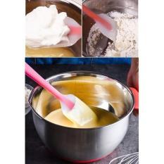 Ad095 Pisau Karet Spatula Silikon Buat Kue Baking Tools Rubber Blade L - 6Ab5ce