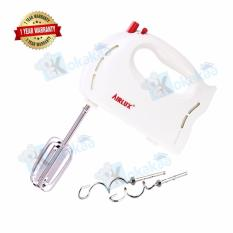 AirLux Hand Mixer HM-3060 A with Extra Pengaduk