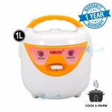 Spesifikasi Airlux Rice Cooker Magic Ricecom 3In1 Penanak Nasi Serbaguna Rc 210 Putih Orange Dan Harga
