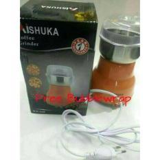 Aishuka Coffee Grinder / Blender Penggiling Biji Kopi Ks-168 - 739Abe