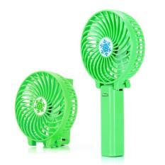 AIUEO Handy Mini Fan Rechargeable Portable Kipas Lipat Mini