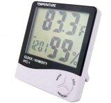 Ulasan Mengenai Aka Digital Thermometer And Hygrometer Htc 1 Pengatur Suhu Ruangan Putih