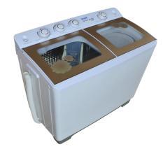 Akari AWM-12SK Mesin Cuci 2 Tabung 11 Kg - Putih - Khusus Jabodetabek