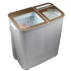 Akari - Mesin Cuci 6kg 2 Tabung AWM 88SK - Brown
