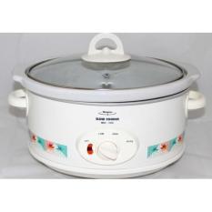 Alat Dapur Maspion Electric Slow Cooker 3.5L - Msc-1835