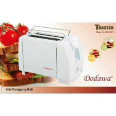 Alat Pemanggang Bakaran Pembakar Bakar Roti Listrik Toaster DD-102 Sandwic