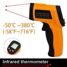 Alat Pengukur Suhu Objek Temperatur AC tanpa Sentuh + Laser Infrared