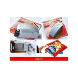 Spesifikasi Alat Segel Plastik Kemasan Kantong Super Sealer Plastik Sealer Mini Bungkus Hand Sealer Perekat Plastik Alkaline Press Vacuum Udara Snack Makanan Kecil Krupuk Alat Dapur Yang Bagus