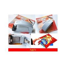 Promo Alat Segel Plastik Kemasan Kantong Super Sealer Plastik Sealer Mini Bungkus Hand Sealer Perekat Plastik Alkaline Press Vacuum Udara Snack Makanan Kecil Krupuk Alat Dapur Murah