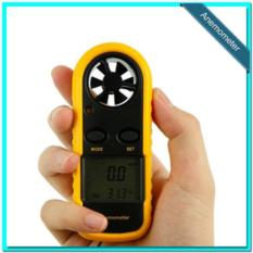 Alat Ukur Digital Kecepatan angin - Air Velocity Wind Speed Meter