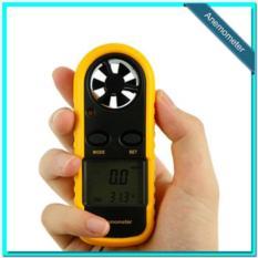 Alat Ukur Digital Kecepatan angin - Air Velocity Wind Speed Meter