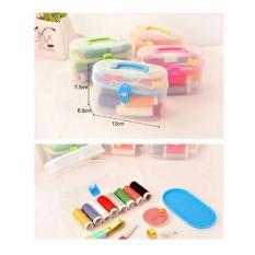 Anabelle Sewing Kit Box Paket Perlengkapan Menjahit Dengan Kotak