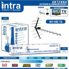 Antena TV Outdoor Digital INTRA INT-100 TG Best FOR LCD & LED TV