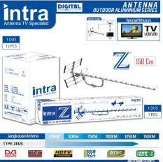 Antena TV Outdoor Digital INTRA INT-ZEUS Best FOR LCD & LED TV
