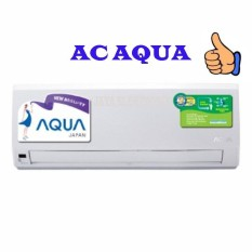 AQUA AQA-C105AGE6 AC Split 1/2 PK 390W-PUTIH GARANSI RESMI