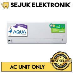 Aqua AQA-K105AGE6 AC Split Low Watt 1/2 Pk - Putih (JAKARTA ONLY)