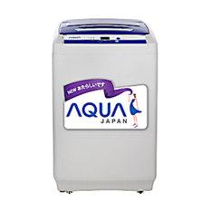 AQUA Mesin Cuci Top Load AQW-89XTF-H - Kapasitas 7 KG Gratis Pengiriman JABODETABEK dan Bandung