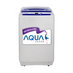 Harga Aqua Aqw89Xtf Mesin Cuci Top Loading 1 Tabung Gratis Ongkir Jabodetabek Baru Murah