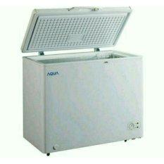 AQUA - Chest Freezer AQF-200L - Putih