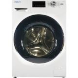 Beli Aqua Fqw 1010Qd Mesin Cuci Front Loading 10Kg Lowwatt 500W Khusus Jabodetabek Kredit