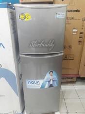 Aqua Kulkas AQR-D240- 2 Pintu- Murah Berkualitas