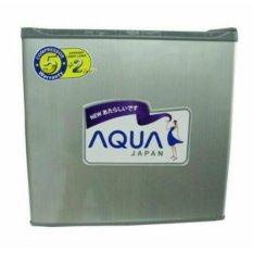 AQUA - Kulkas Portable 50L AQR-D50F - Grey