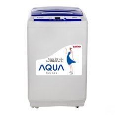 Aqua  Mesin Cuci 1 Tabung Top Loading AQW89XTF - Khusus Jakarta & bekasi Kota