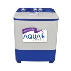 Aqua Mesin Cuci 2 Tabung QW871XT - Khusus Jakarta & Bekasi Kota