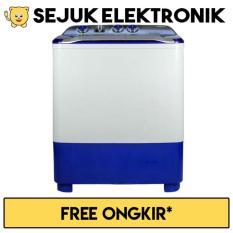 Aqua QW-980XT Mesin Cuci 2 Tabung - 9KG (JADETABEK ONLY)