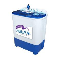 Aqua QW740XT Mesin Cuci 2 Tabung - Khusus Jakarta & Bekasi Kota