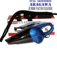 Aragawa - Vacum Cleaner AR 6300 Sedotan Maximal 600 Watt/ Tarnsparan designe/Turbo Vacum cleaner