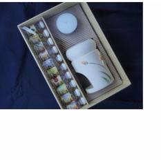 Beli Aromaterapi Aromatherapy Oil Burner Set Fairuz Shop