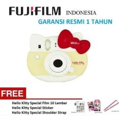 ASLI - ORIGINAL - FUJIFILM INSTAX MINI 8 HELLO KITTY LIMITED EDITION KAMERA