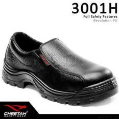 ASLI - SEPATU SAFETY SHOES CHEETAH 3001H / SEPATU KERJA CHEETAH 3001H