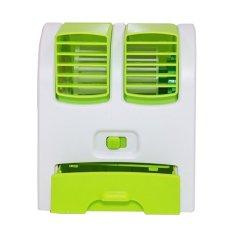 Babamu Kipas Angin - AC Mini Portable - Hijau
