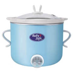 Baby Safe Digital Slow Cooker 0.8l By Marine Baby Shop.