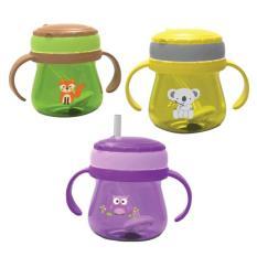 Beli Baby Safe Training Cup With Straw Jp 019 Baby Safe Gelas Sedotan Jp019 7D9E5D Multi