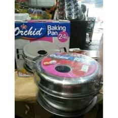 Toko Baking Pan 24 Cm Orchid B5D5E3 Murah Di Dki Jakarta