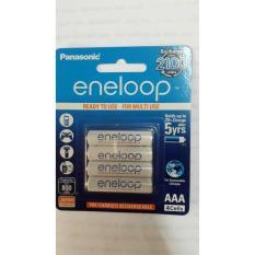 Baterai Eneloop Aaa 4 Pack/ Baterai Eneloop/ Sanyo - 9D5735