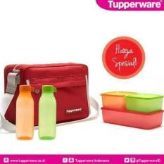 BEST PROMO HOLIDAY PACK - PAKET TAS PICNIC TUPPERWARE
