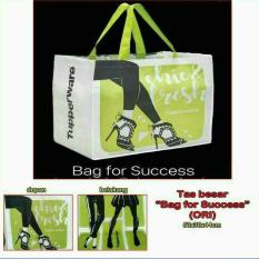 BEST PROMO TAS TUPPERWARE BAG FOR SUCCESS
