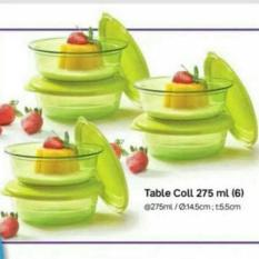 BEST PROMO TUPPERWARE ACTIVITY TABLE COLLECTION 275ML MANGKOK SERBAGUNA