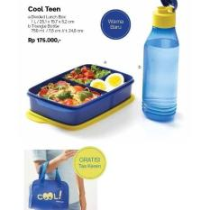 BEST PROMO TUPPERWARE COOL TEEN - PROMO MURAH 32%