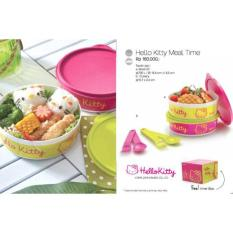 Jual Best Promo Tupperware Hello Kitty Meal Tupperware Kitty Meal Tupperware Dki Jakarta Murah