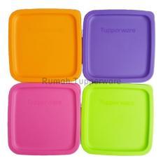 Tupperware Small Summer Fresh Tempat Makan (Satuan)IDR56000. Rp 57.000